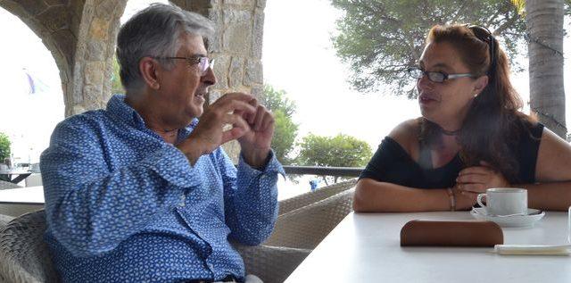 Entrevista en El Diario.es